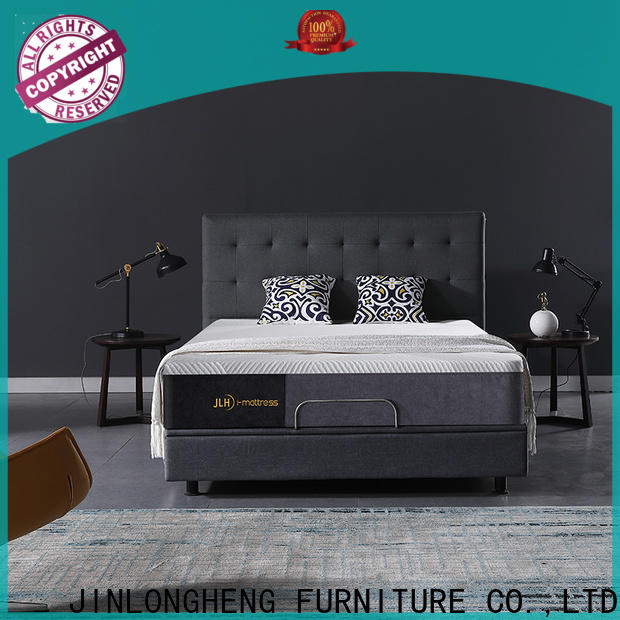 JLH foam double mattress size China supplier for bedroom