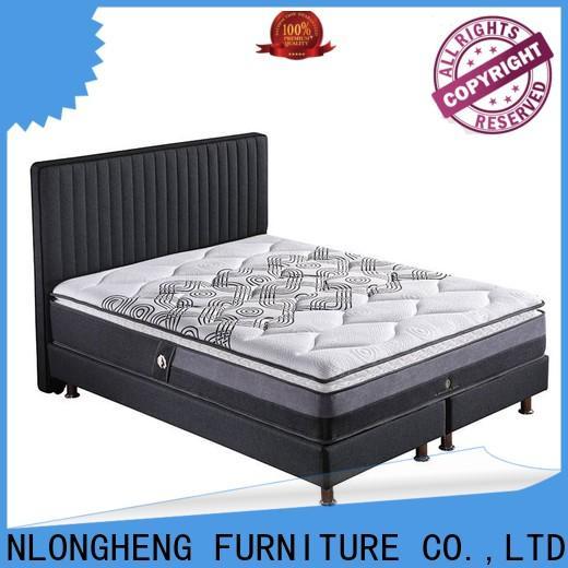 JLH high class mattress world price with softness