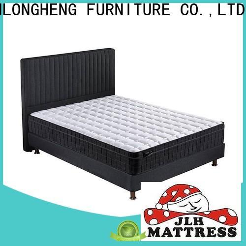 JLH quality foam vs spring mattress delivered easily