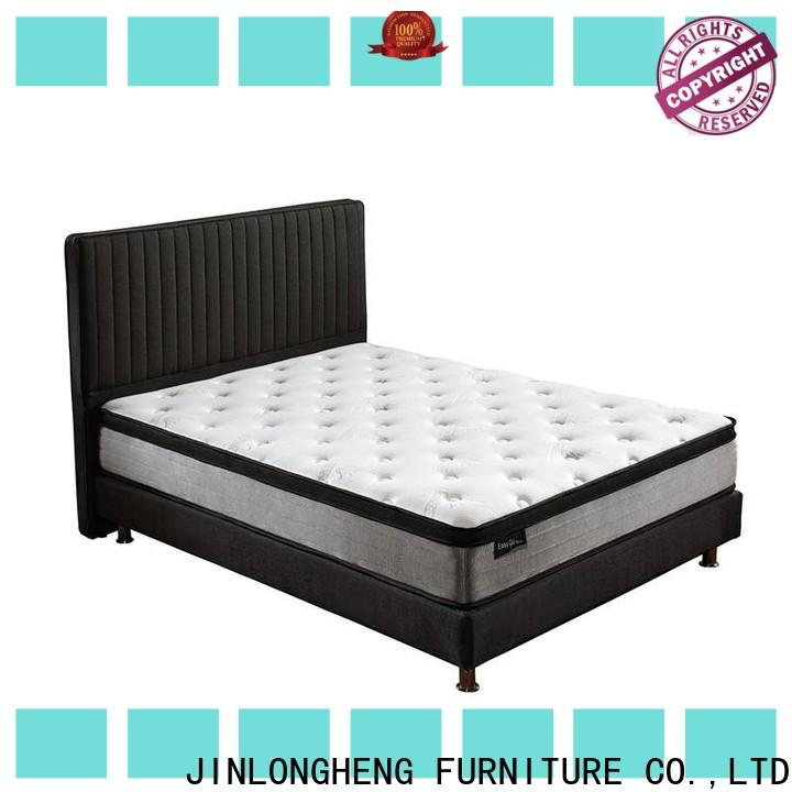 JLH price bed in box mattress China Factory for guesthouse