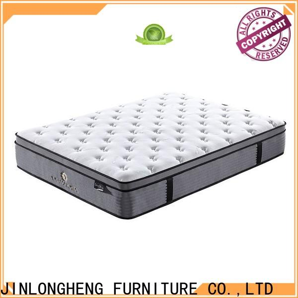 JLH edge best mattress and box spring