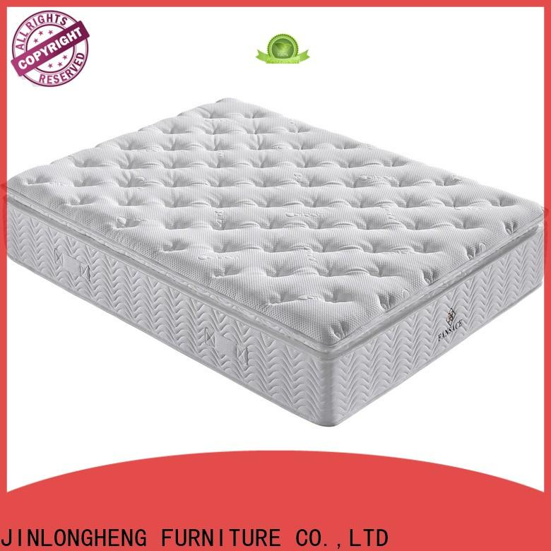 JLH structure hotel king mattress price with elasticity