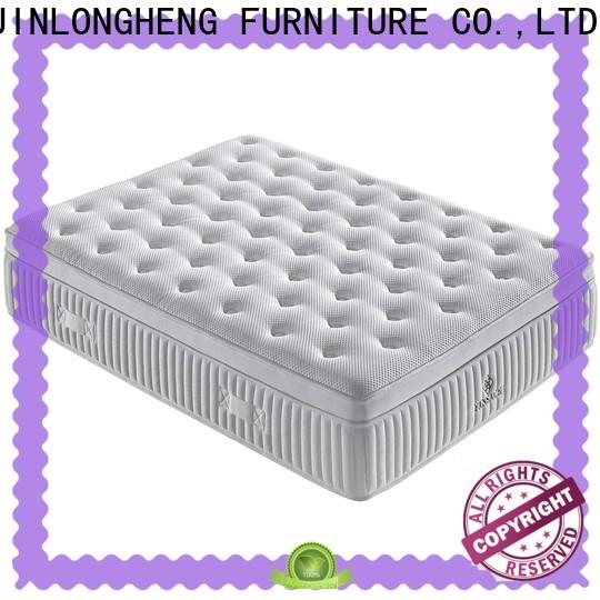 JLH highest mattress factory outlet high Class Fabric delivered easily