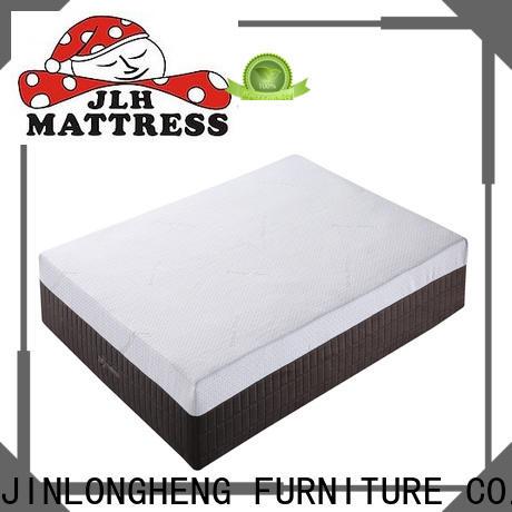 JLH foam foam rubber mattress China supplier delivered directly