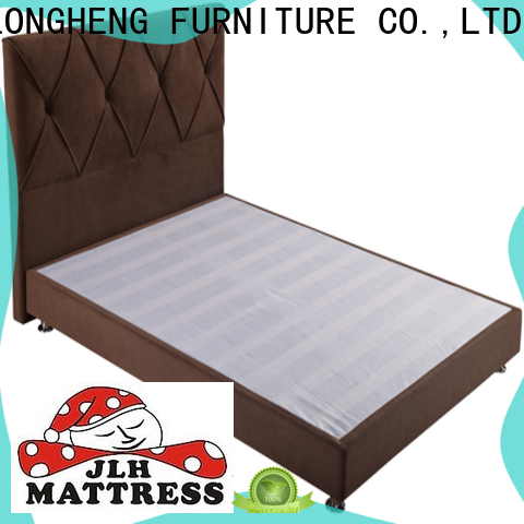 JLH High-quality upholstered bed headboard Supply for tavern
