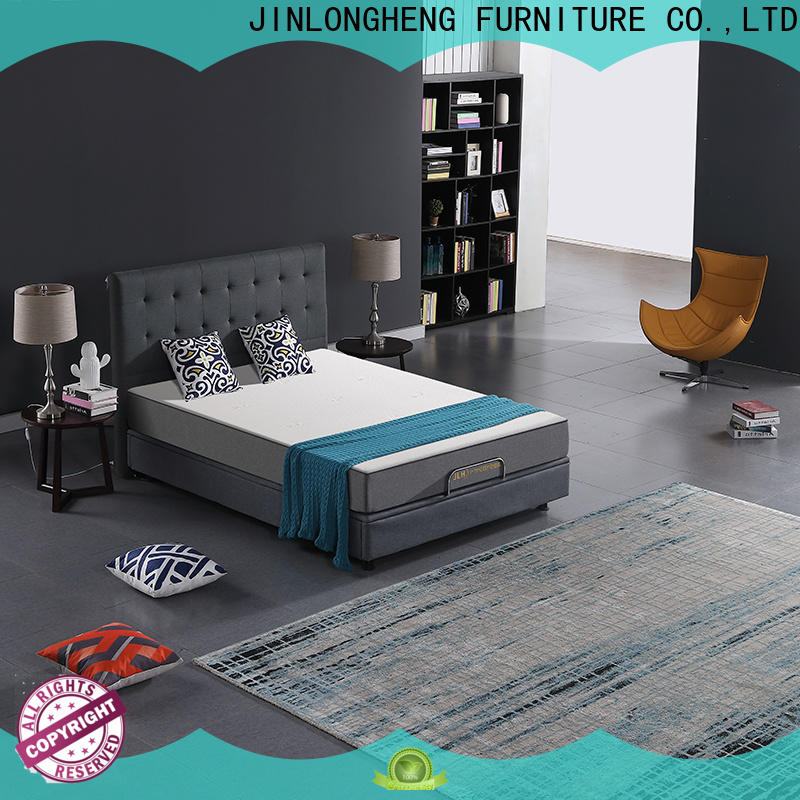 JLH sleeping memory foam mattress double for guesthouse