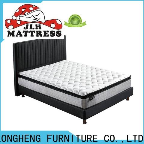 JLH best folding bed with mattress for sale with softness