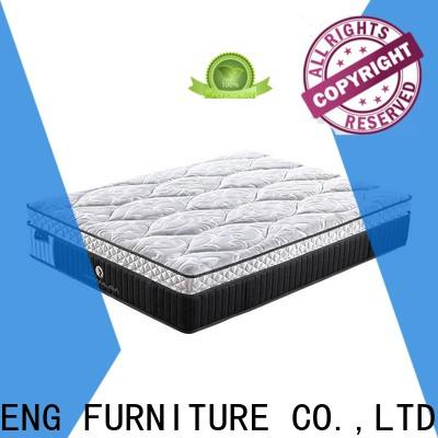 JLH special wholesale mattress with Quiet Stable Motor for tavern