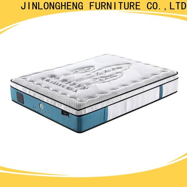 JLH natural mattress in a box reviews with softness