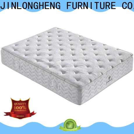 JLH high-quality hypoallergenic mattress high Class Fabric for tavern