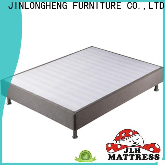 JLH Top high king bed frame Supply for hotel