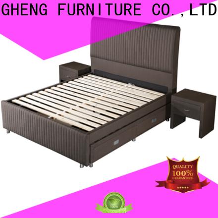 Custom shop king beds for business delivered easily