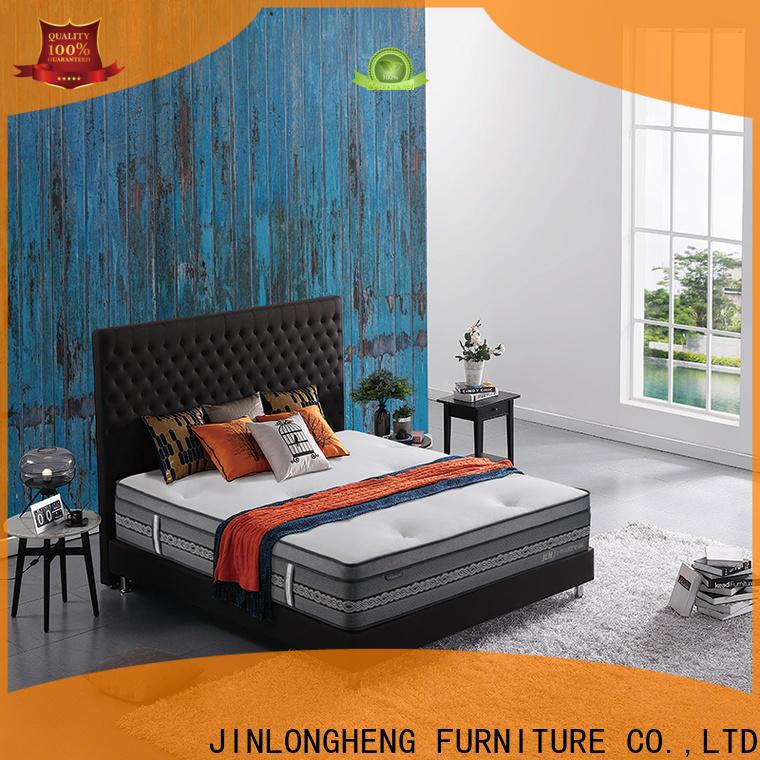 JLH vibrating crib matress assurance with softness