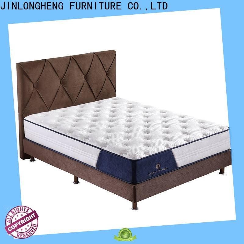 JLH comfortable cheap queen mattress sets High Class Fabric for hotel
