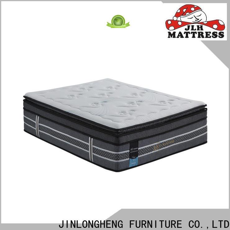 JLH sleepmaster matress long-term-use with elasticity