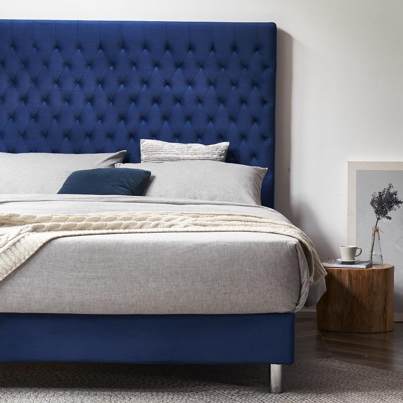 MB3331 TIME CAPSULE New And fashionable Design Upholstered Headboard