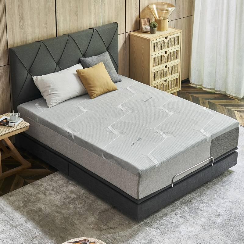 30HB-01 TIME CAPSULE Breathable Soft Hydrophilic Foam Mattress For Couple