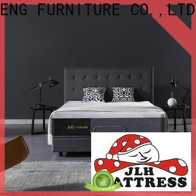 JLH design cheap foam mattress vendor with softness