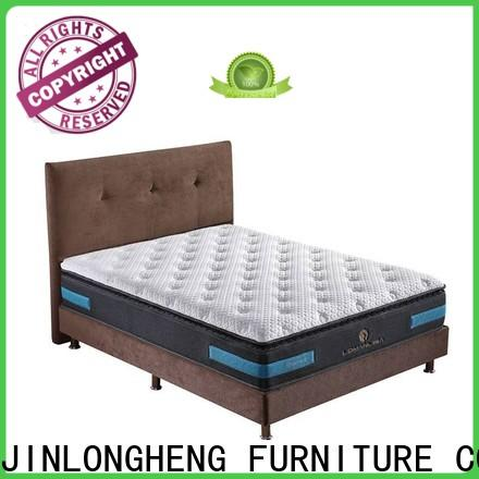 JLH low cost bamboo mattress Certified with softness