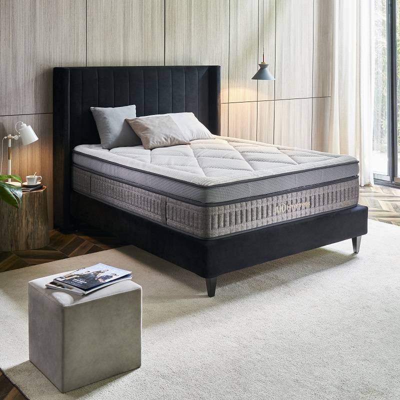 news-hybrid memory foam mattress-JLH-img-1