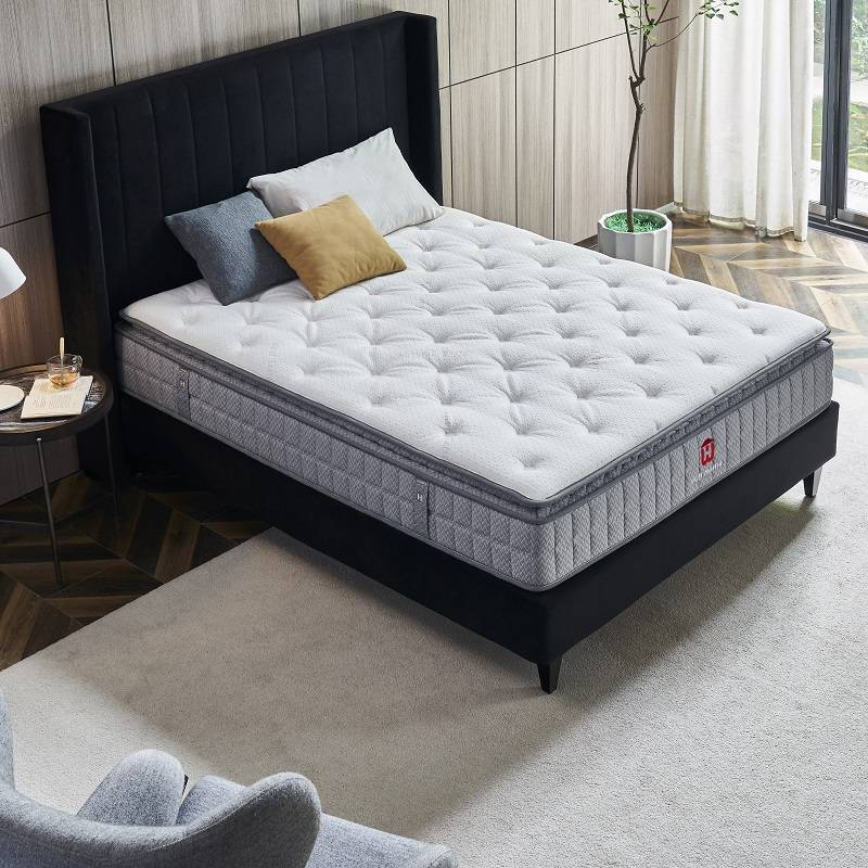 32PA-49 TIME CAPSULE Bedroom Furniture Natural Energy Fabric  Gel Memory Foam For Pocket Mattress For Adult