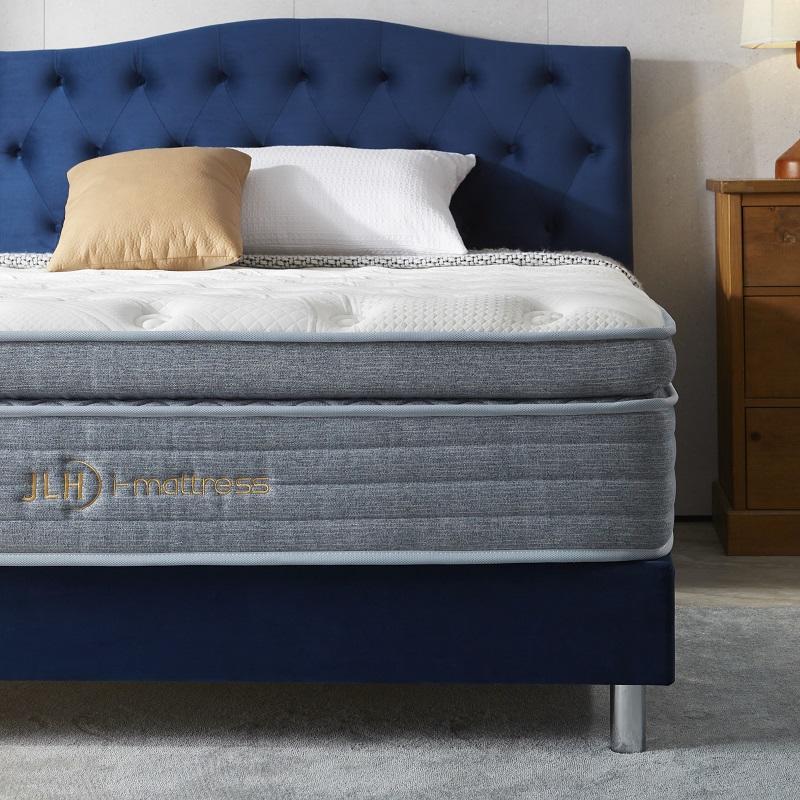 33PA-24 TIME CAPSULE Factory Wholesale Soft Design Gel Memory Foam Spring Mattress
