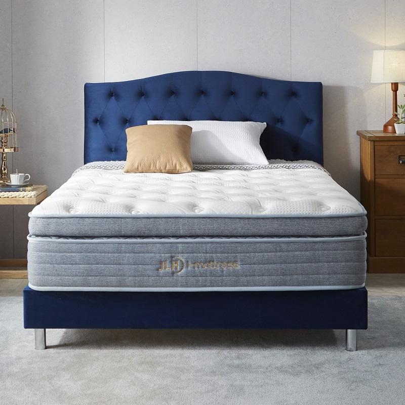 product-33PA-24 TIME CAPSULE Factory Wholesale Soft Design Gel Memory Foam Spring Mattress-JLH-img