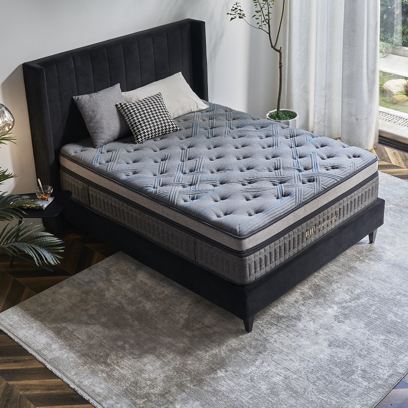 product-JLH-47AA-19 TIME CAPSULE Breathable Home Furniture Bedroom Mini Pocket Spring Mattress-img