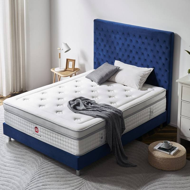 47AA-21 TIME CAPSULE Good Quality Cashmere Knitted Fabric Pocket Spring Mattress For Adult