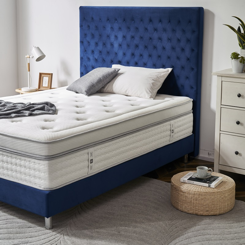 product-JLH-47AA-21 TIME CAPSULE Good Quality Cashmere Knitted Fabric Pocket Spring Mattress For Adu
