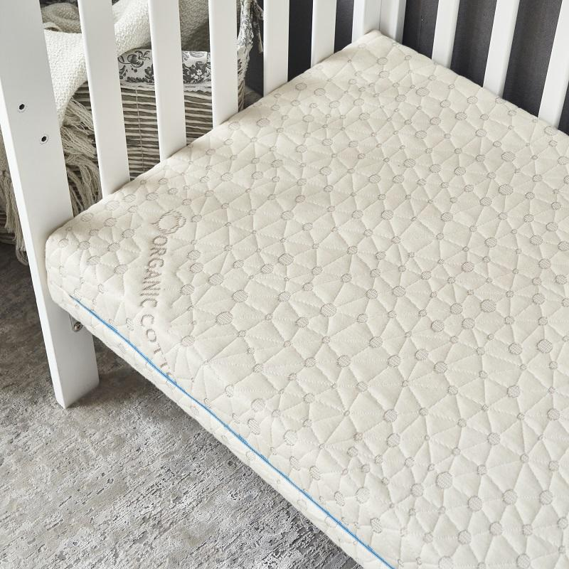 10MM-01 TIME CAPSULE Best Breathable Memory Foam Mattress For Infant