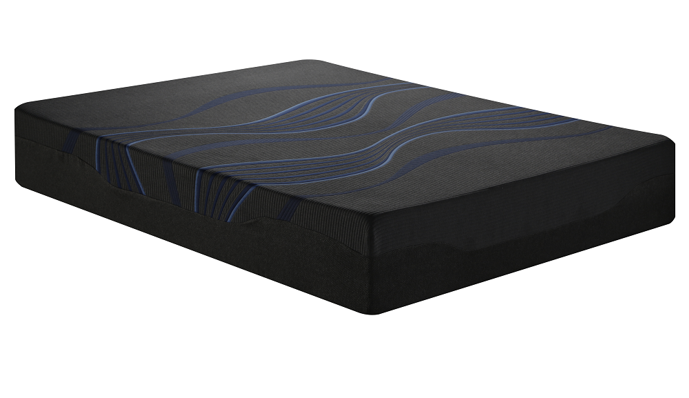 product-JLH-30MM-01 TIME CAPSULE Luxury Breathable Charcoal Memory Foam Mattress For Adult-img