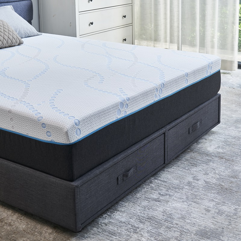 product-25LM-01 TIME CAPSULE Nature Latex Soft Fabric Foam Mattress For Elder-JLH-img