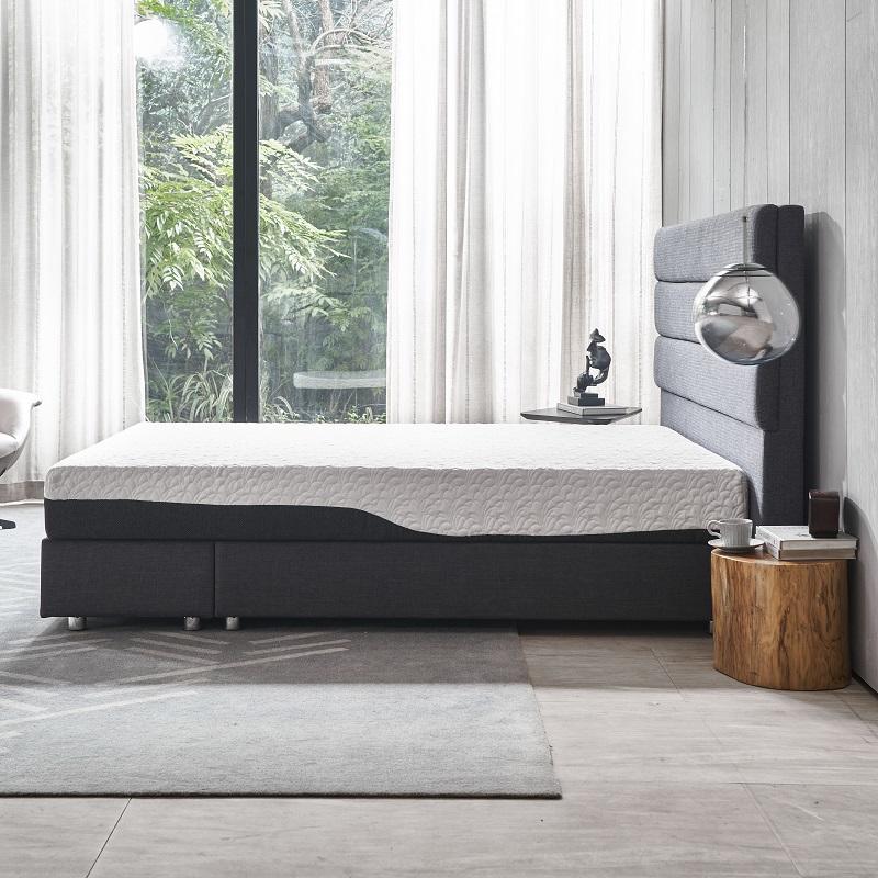 20MM-03 TIME CAPSULE Popular Bedroom Charcoal Memory Foam Mattress For Elder