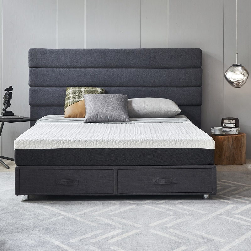 product-JLH-20MM-03 TIME CAPSULE Popular Bedroom Charcoal Memory Foam Mattress For Elder-img-1