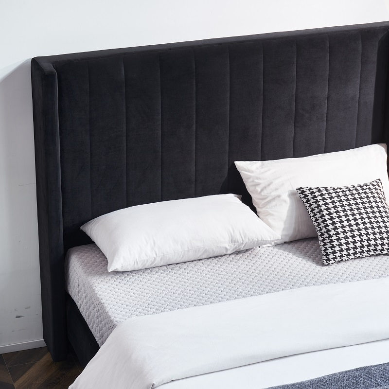 product-JLH-MB3391 TIME CAPSULE Classic Fashionable Manufacture Upholstered Headboard-img