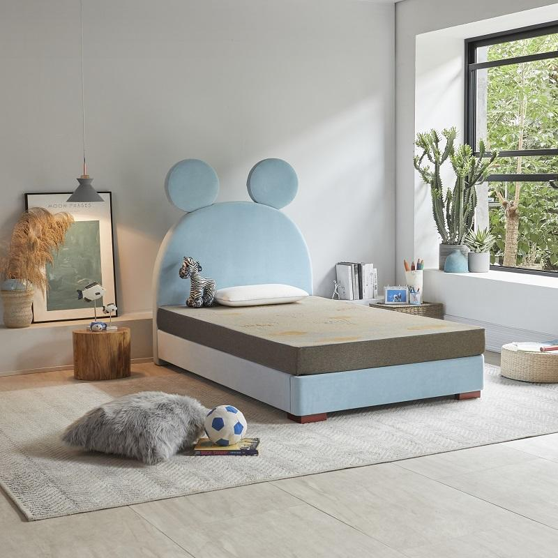 MB2833 TIME CAPSULE Lovely Kid Bedroom Furniture Bed Frame With Headboard