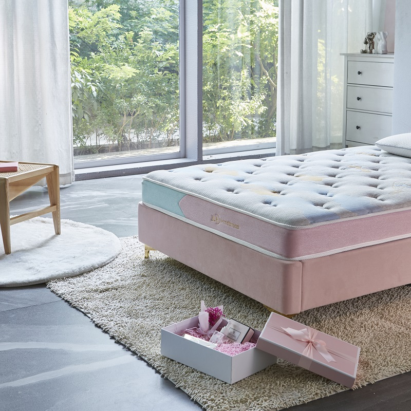 product-MB2835 TIME CAPSULE Lovely Upholstered Bed Frame With Headboard For Children-JLH-img