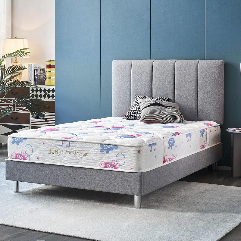 Mattress production overview