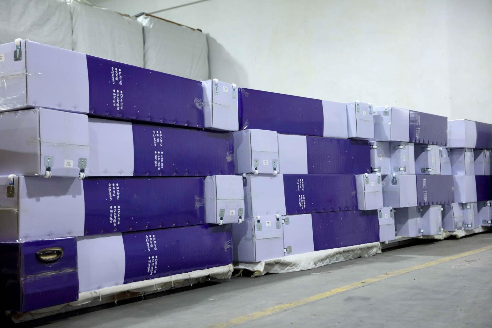 compressed mattresses manufacturer