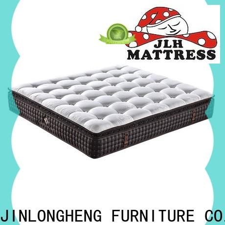 quality euro top mattress chinese with Quiet Stable Motor for home