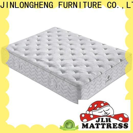 JLH using folding foam mattress type
