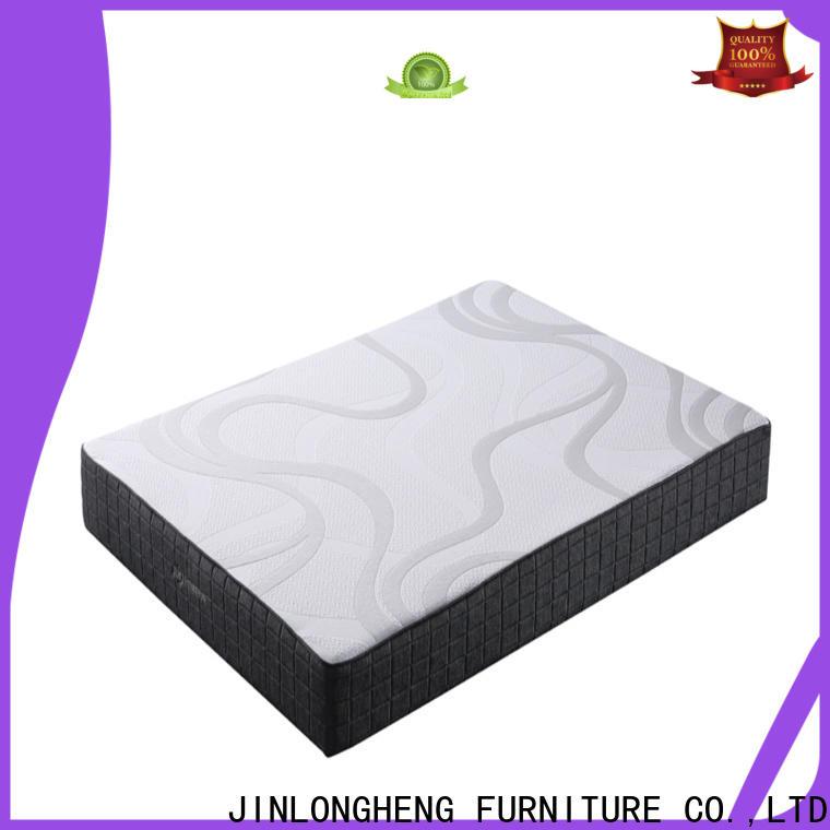 JLH design mattress city vendor with elasticity