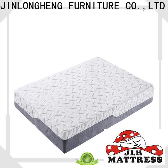 JLH quality high density foam mattress China supplier for tavern