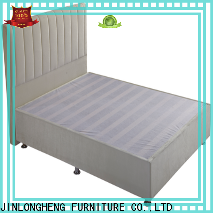 JLH brass headboard for business with elasticity