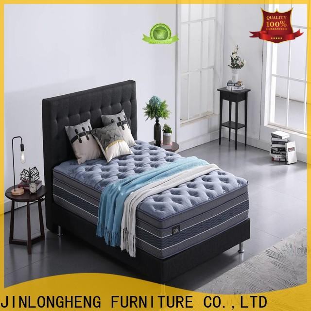 durable memory foam mattress foundation queen High Class Fabric for hotel