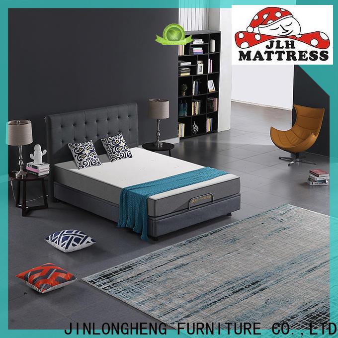 JLH density memory foam air mattress certifications for hotel