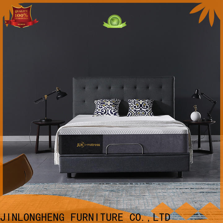 JLH inexpensive memory foam air mattress China supplier for hotel