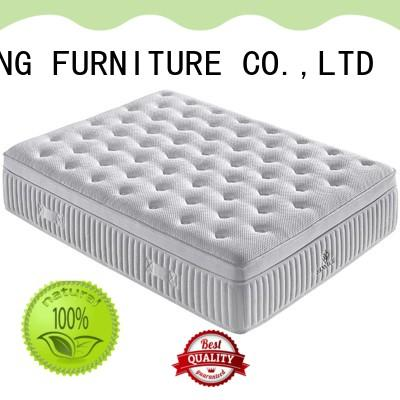 JLH low cost hotel bed mattress type with elasticity