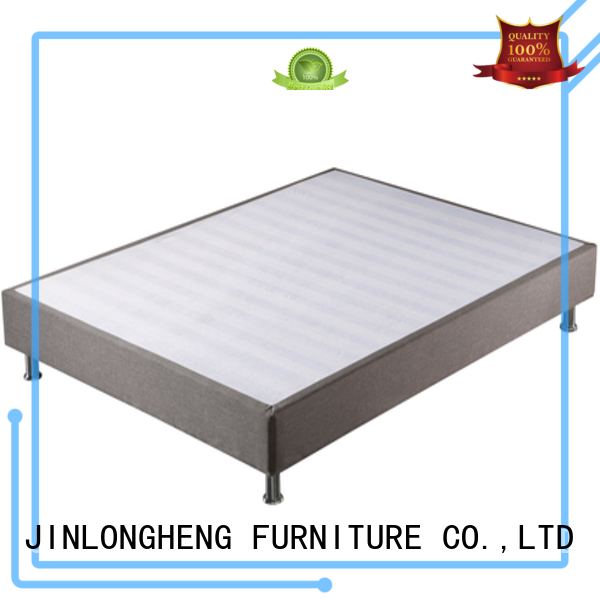 High-quality leather bed for business for guesthouse